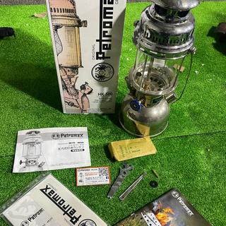 ペトロマックス(Petromax)のタイムセール★ペトロマックス HK500 ニッケル シルバー petromax(ライト/ランタン)