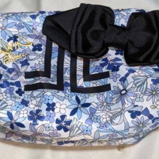 ランバンオンブルー(LANVIN en Bleu)のLANVIN 新品未使用タグ付き ランバン 化粧ポーチ(ポーチ)