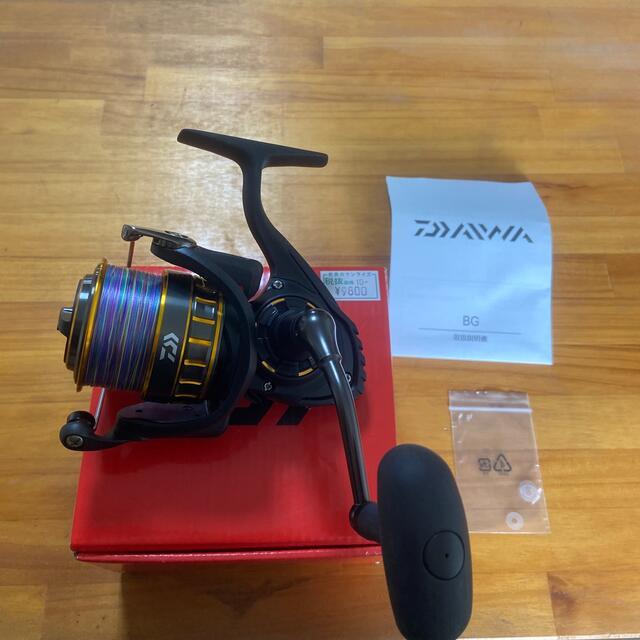DAIWA(ダイワ)のBG3500H スポーツ/アウトドアのフィッシング(リール)の商品写真