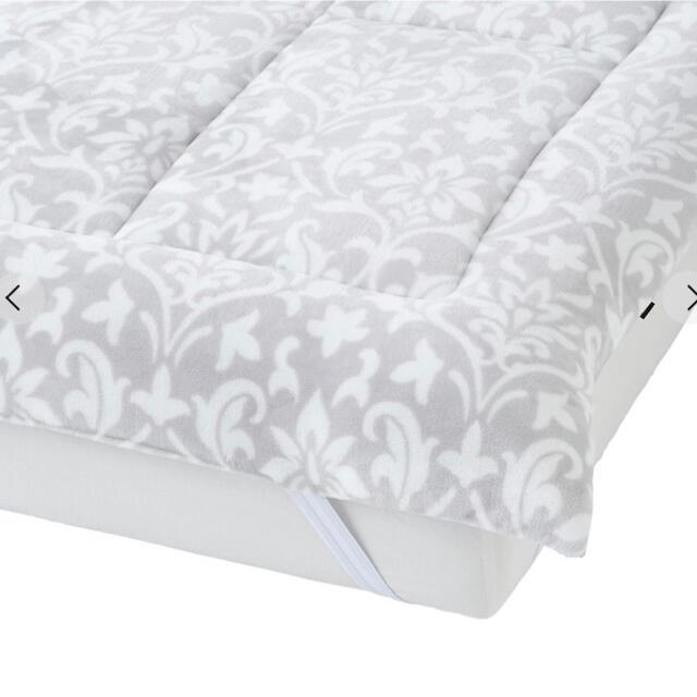 Francfranc(フランフラン)のFrancfranc ベッドパッド シングル インテリア/住まい/日用品の寝具(シーツ/カバー)の商品写真