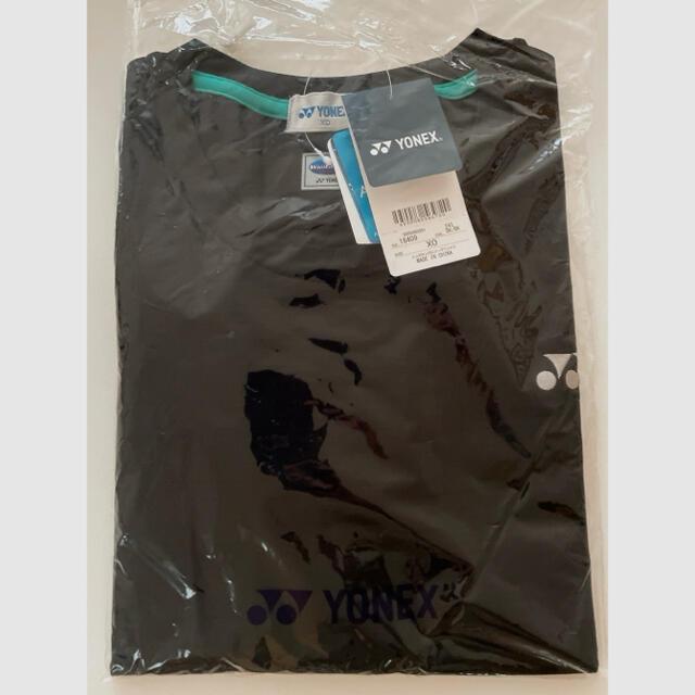 YONEX(ヨネックス)の新品 YONEX メンズロングスリーブTシャツ バドミントン テニス スポーツ/アウトドアのテニス(ウェア)の商品写真