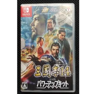 コーエーテクモゲームス(Koei Tecmo Games)の三國志14 with パワーアップキット Switch(家庭用ゲームソフト)