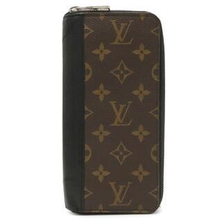 LOUIS VUITTON - ルイ ヴィトン 財布ジッピー・ウォレット・ヴェルティカル M60109