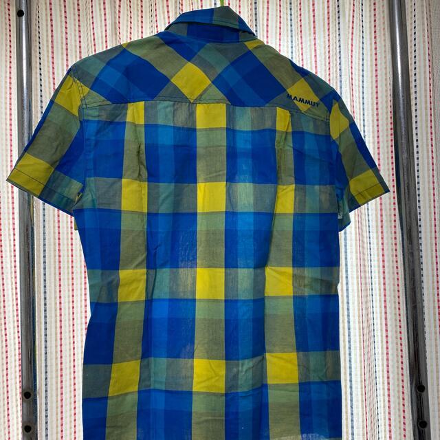Mammut(マムート)のアウトドアシャツ メンズのトップス(シャツ)の商品写真