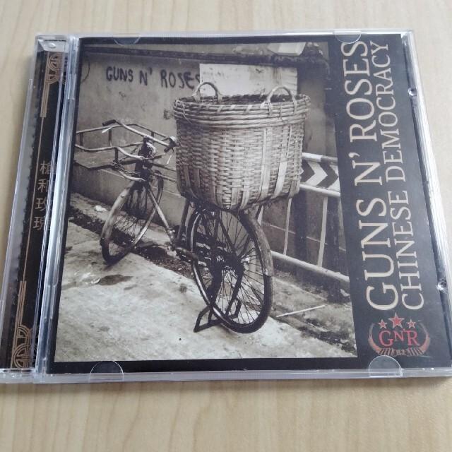 チャイニーズ・デモクラシー エンタメ/ホビーのCD(ポップス/ロック(洋楽))の商品写真