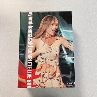 浜崎あゆみ COMPLETE LIVE BOX 4枚セット