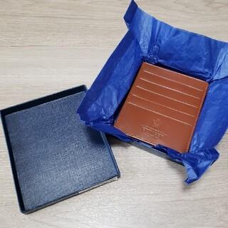 エッティンガー(ETTINGER)の【未使用】ETTINGER SHIRT POCKET WALLET(折り財布)