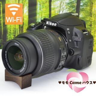 Nikon - ニコン D3100☆カメラがガイドしてくれる♪入門用一眼レフ!1490
