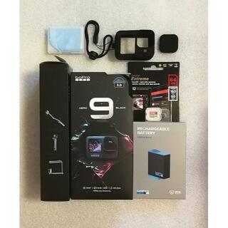 GoPro - 新品64GB GoPro HERO9 BLACKセット