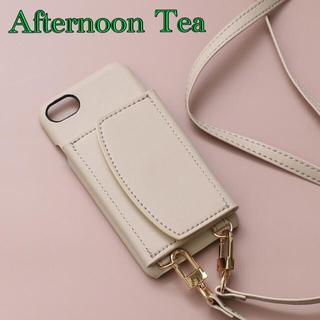 AfternoonTea - 𝐀𝐟𝐭𝐞𝐫𝐧𝐨𝐨𝐧 𝐓𝐞𝐚・ iPhone スマホカバー