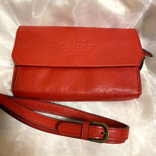 Dakota - ダコタ  お財布ショルダー 半かぶせ型