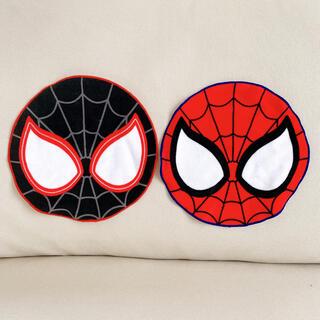 マーベル(MARVEL)のスパイダーマンタオルハンカチ*2枚セット【非売品/新品】(キャラクターグッズ)