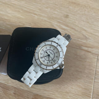 CHANEL - CHANEL J12 腕時計