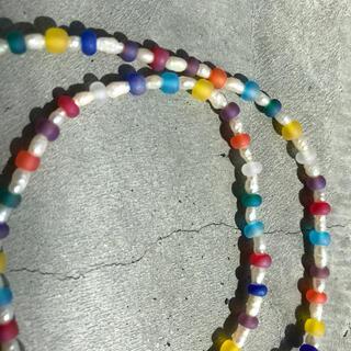 トゥデイフル(TODAYFUL)のhandmade necklace 014(ネックレス)