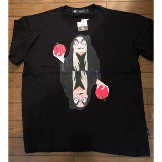 GU - GU×UNDERCOVER Tシャツ ブラック サイズL