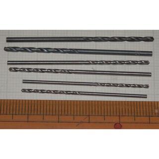 どれか3本φ1.2φ1.4φ1.7φNACHI鉄工ドリル刃 ポイント消化クーポン