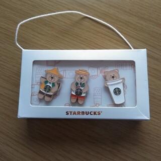 Starbucks Coffee - スターバックス台湾限定 ピンバッチ【新品・未使用】