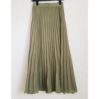 ココディール(COCO DEAL)のココディール プリーツスカート ロングスカート(ロングスカート)