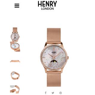 ダニエルウェリントン(Daniel Wellington)のHENRY LONDON(腕時計)