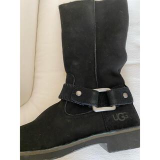 UGG - UGG 黒ブーツ 新品