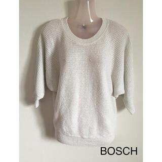 ボッシュ(BOSCH)のBOSCH 春ニット(ニット/セーター)