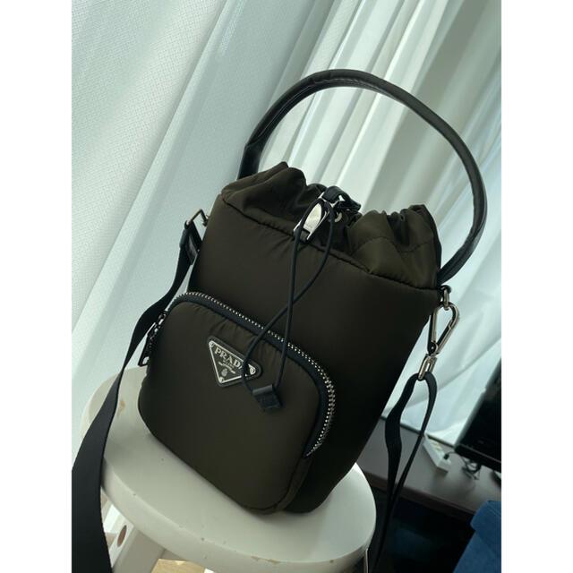 PRADA(プラダ)のPRADA プラダ ナイロン 2way ショルダーバッグ/ハンドバッグ レディースのバッグ(ショルダーバッグ)の商品写真