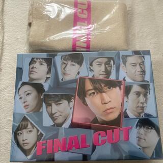 カトゥーン(KAT-TUN)のFINAL CUT Blu-ray BOX 特典付 ファイナルカット(TVドラマ)