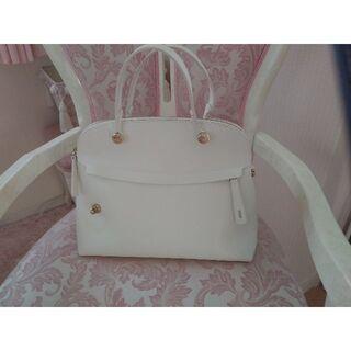Furla - FURLA FURLAバッグ(汚れあり・付属品なし) ハンドバッグ