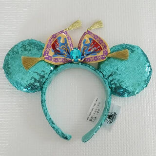 Disney - 即購入OK ❗️海外ディズニー限定日本未発売ジャスミン スパンコールカチューシャ