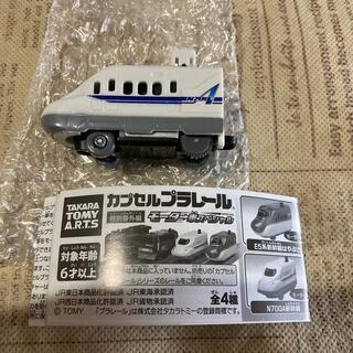 タカラトミーアーツ(T-ARTS)のカプセルプラレール 特別番外編 モーター車スペシャル N700A新幹線(電車のおもちゃ/車)