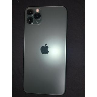 iPhone - iphone11proMAX 64GB ミッドナイトグリーン