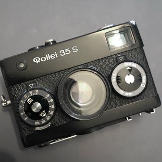 キョウセラ(京セラ)の【完動品】Rollei35s ローライ ゾナー カールツァイス(フィルムカメラ)