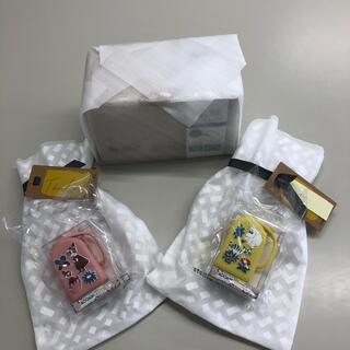 STUDIO CLIP - 【新品】ムーミン マスクストッカーとハンドジェルホルダーセット