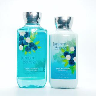 Bath & Body Works - BBW Juniper Breeze 2点セット