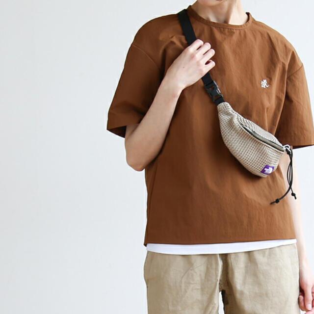 THE NORTH FACE(ザノースフェイス)の【新品】THE NORTH FACE PURPLE LABEL バッグ レディースのバッグ(ショルダーバッグ)の商品写真