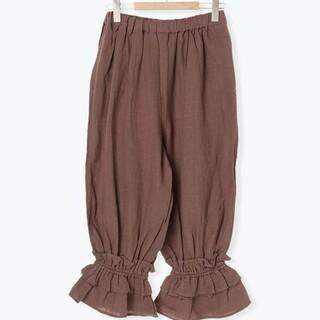 SM2 - 立川限定裾絞りペチパンツ
