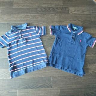 POLO RALPH LAUREN - POLO ラルフローレン 80 ポロシャツ Tシャツ カットソー 半袖