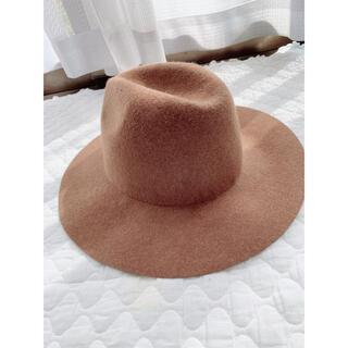 ジーユー(GU)の帽子 ハット(ハット)