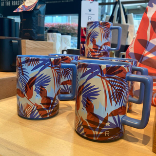 Starbucks Coffee - スターバックス リザーブ ロースタリー     限定 マグトロピカル 355ml