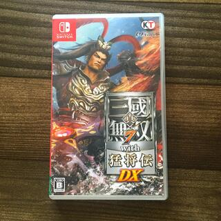 コーエーテクモゲームス(Koei Tecmo Games)の真・三國無双7 with 猛将伝 DX Switch(家庭用ゲームソフト)