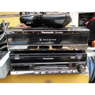 BMW Z4についていた1DINのインダッシュHDDナビテレビセットです。
