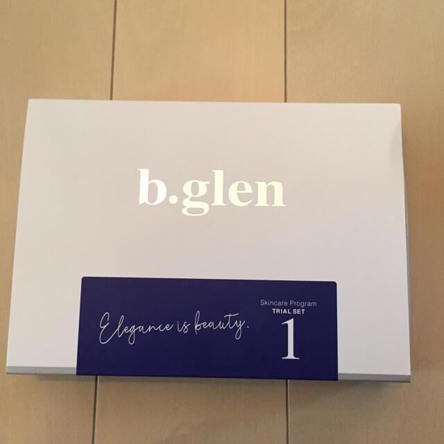 b.glen(ビーグレン)のビーグレン トライアルセット 1 コスメ/美容のキット/セット(サンプル/トライアルキット)の商品写真