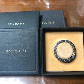 BVLGARI - BVLGARI  ブルガリ ビーゼロワン キーリング  シルバー925刻印入り