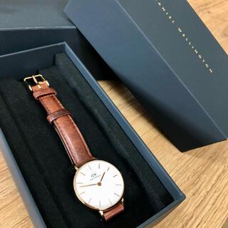 ダニエルウェリントン(Daniel Wellington)のダニエルウェリントン時計(腕時計)
