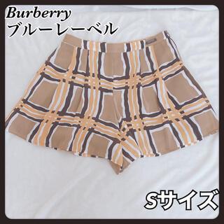 BURBERRY BLUE LABEL - バーバリー ブルーレーベル ショートパンツ キュロット