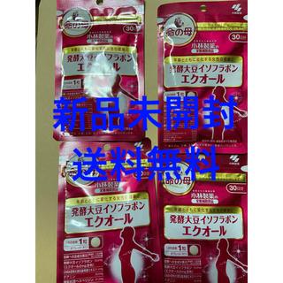 コバヤシセイヤク(小林製薬)の小林製薬 エクオール命の母 30日分×4袋(その他)
