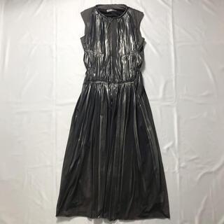 ISSEY MIYAKE - issey miyake / coating dress