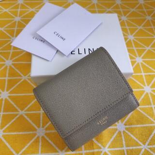 celine - ❀人気品美品/国内発送/送料無料❀ CELINE セリーヌ 折り財布