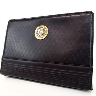 ジャンニヴェルサーチ(Gianni Versace)のジャンニヴェルサーチ クラッチバッグ 009 セカンドバッグ 26-291(クラッチバッグ)