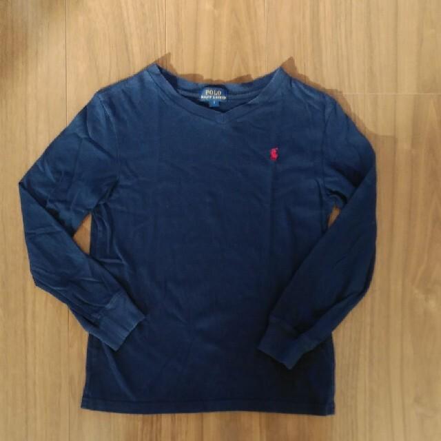 POLO RALPH LAUREN(ポロラルフローレン)のラルフローレン ティーシャツ 130cm キッズ/ベビー/マタニティのキッズ服男の子用(90cm~)(Tシャツ/カットソー)の商品写真